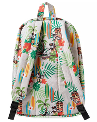 Loungefly: Mickey Mouse - Mickey Hawaii Print Backpack image