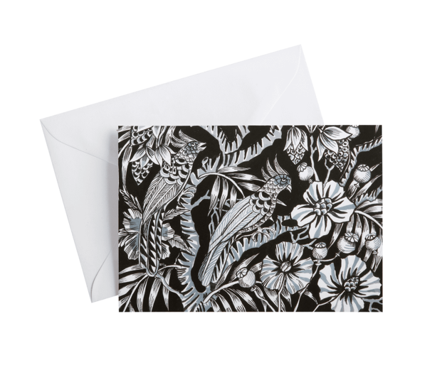 Maxwell & Williams: Greg Irvine Greeting Card - Garuda