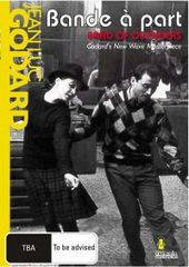 Bande A Part (Band Of Outsiders) on DVD