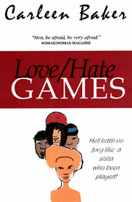 Hate Loves Games by Carleen Baker image