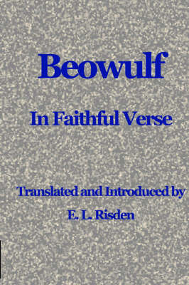 Beowulf in Faithful Verse image