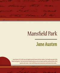Mansfield Park by Jane Austen image