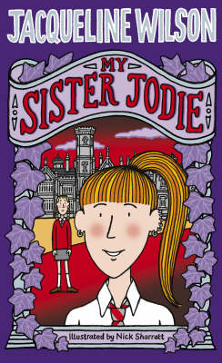 My Sister Jodie by Jacqueline Wilson image