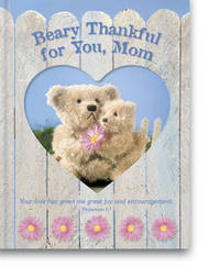 Beary Thankful for You, Mom image