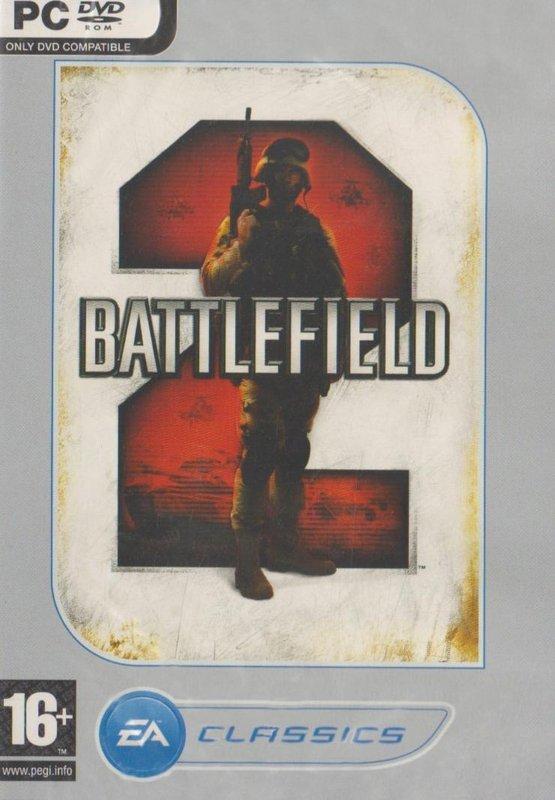 Battlefield 2 (EA Classics) for PC Games