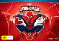 Ultimate Spider-Man - Season 1 Collector's Gift Set on DVD
