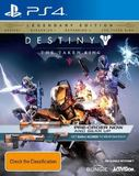 Destiny: The Taken King Legendary Edition for PS4