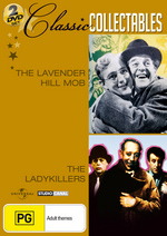 Lavender Hill Mob / Ladykillers (1955) - Classic Collectables (2 Disc Set) on DVD