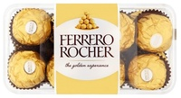 Ferrero Rocher: Chocolate Box - 16 Pieces (200g)