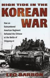 High Tide in the Korean War by Leo Barron