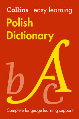 Collins Easy Learning Polish Dictionary by Collins Dictionaries image