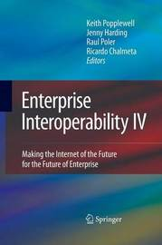 Enterprise Interoperability IV