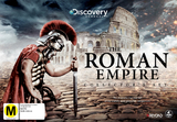 The Roman Empire Collector's Set on DVD