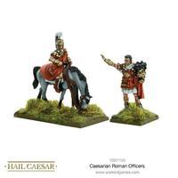 Hail Caesar: Caesarian Roman Officers