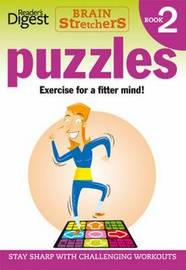 Puzzles: Exercises for a Fitter Mind!: No. 2 by Reader's Digest image