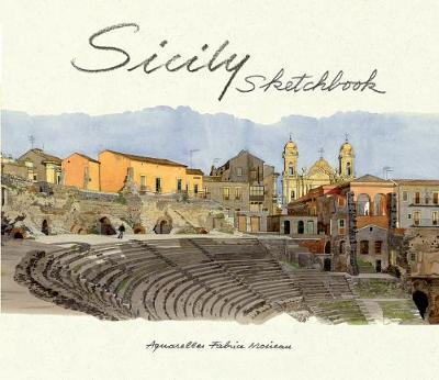 Sicily Sketchbook by Fabrice Moireau