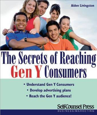 Secrets of Reaching Gen Y Consumers by Aiden Livingston image