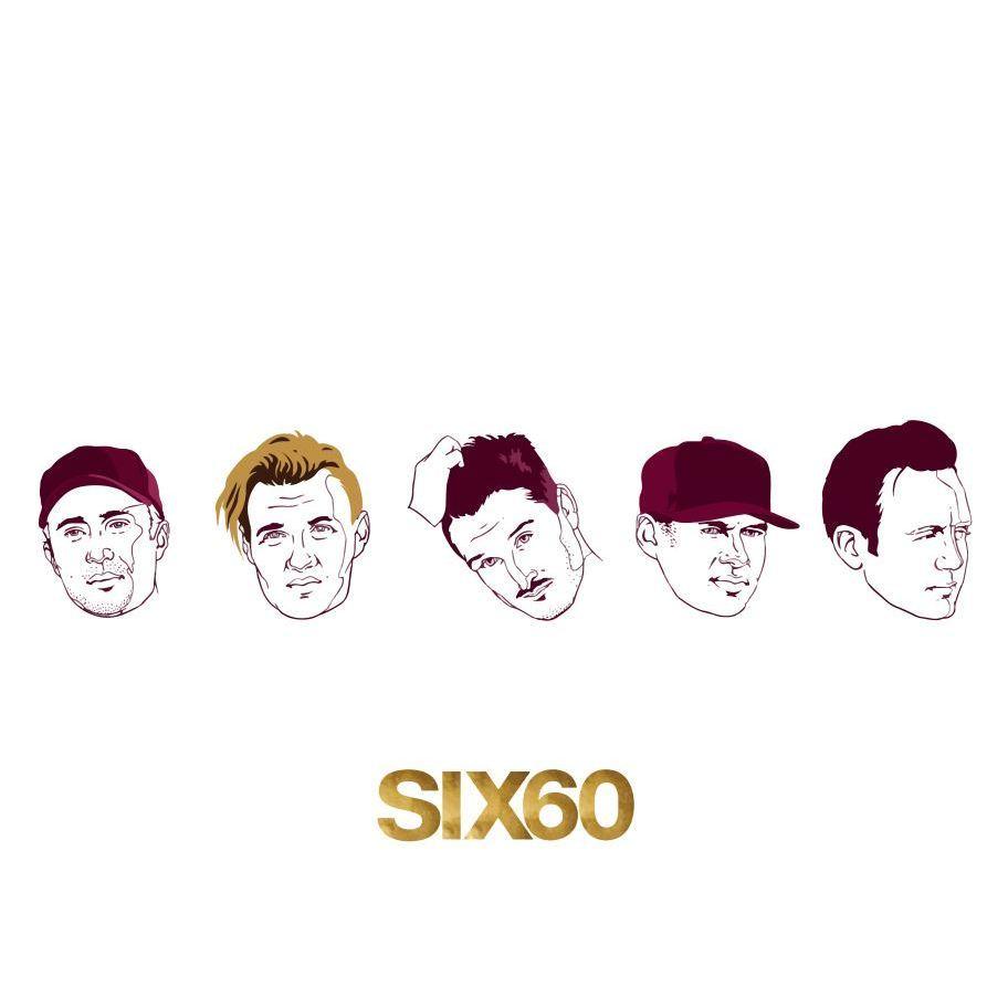 Six60 (EP) by Six60 image