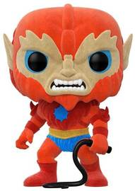 Masters of the Universe - Beast Man (Flocked) Pop! Vinyl Figure (LIMIT - ONE PER CUSTOMER)