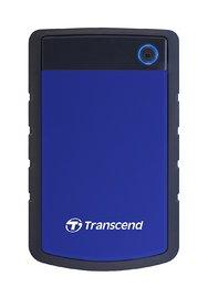 Transcend: StoreJet 25H3 1TB External Hard Disk - Navy Blue