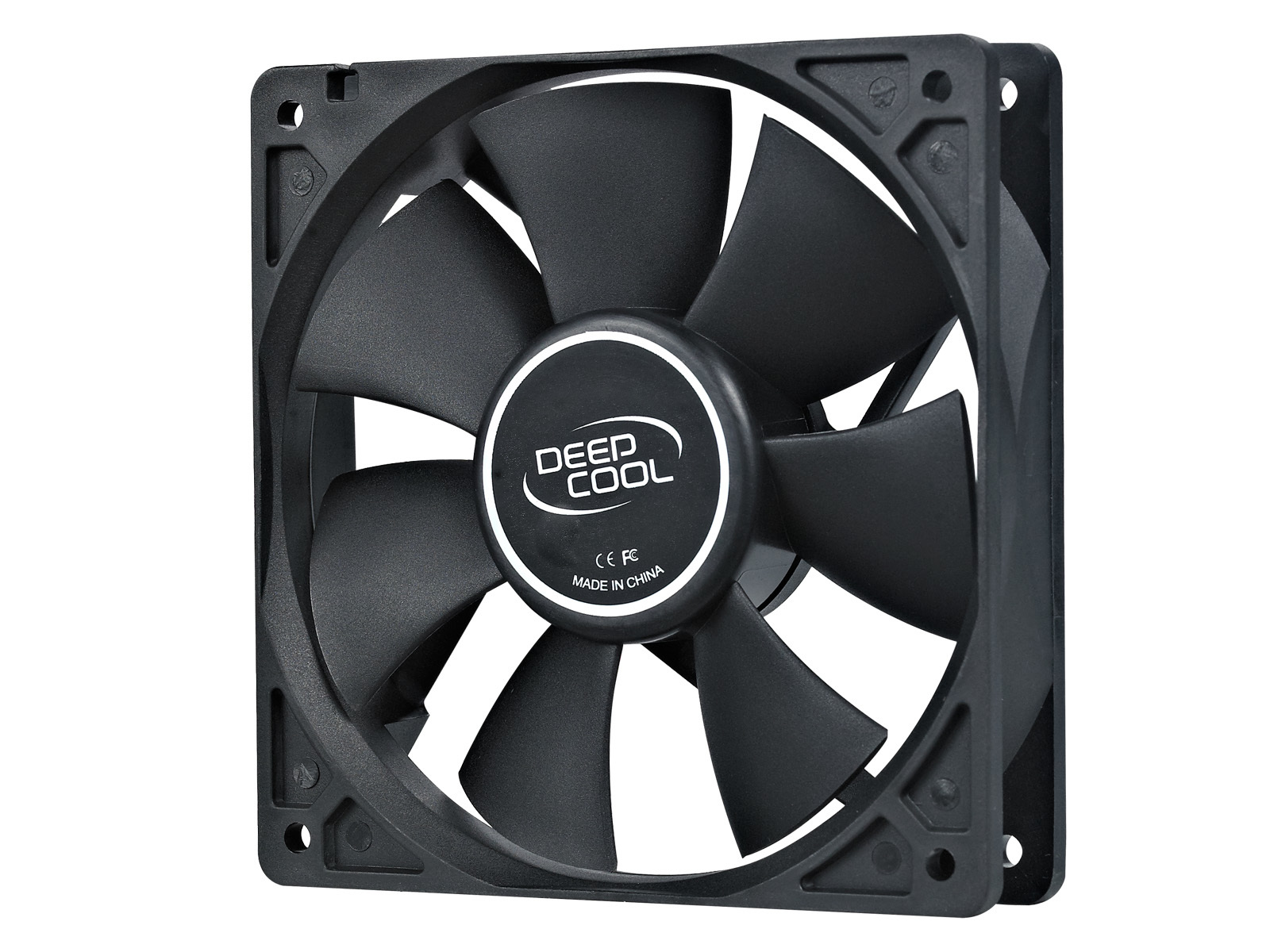 Deepcool: 120mm Hydro Bearing Case Fan with 4-pin Molex Connector image