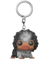 Fantastic Beasts 2 - Baby Niffler (Black & White) Pocket Pop! Keychain