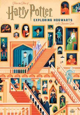 Harry Potter: Exploring Hogwarts by Jody Revenson