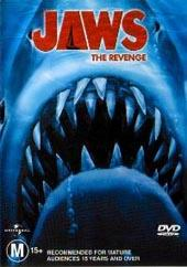 Jaws 4- The Revenge on DVD