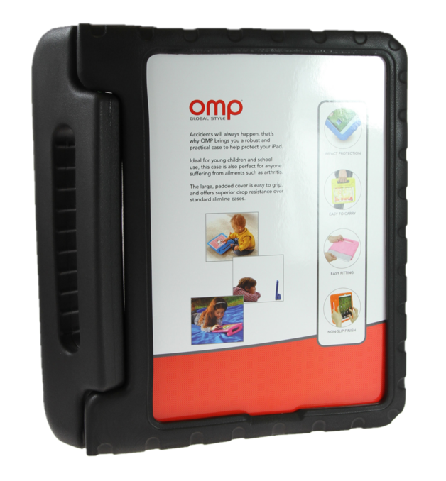 OMP: Shockproof Anti-Drop - EVA Tablet Case (iPad)