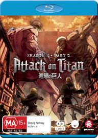 Attack on Titan - Season 3: Part 2 (Eps 50-59) on Blu-ray image
