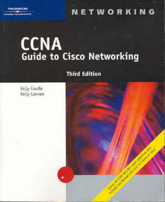 CCNA Guide to Cisco Networking Fundamentals by Kelly Caudle image