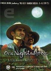 One Night The Moon on DVD