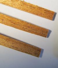Billing Boats Mahogany Wood Strips 1.5x8x880mm (50x)