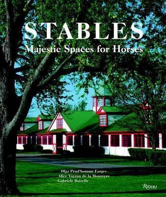 Stables by Olga Prud'homme Farge