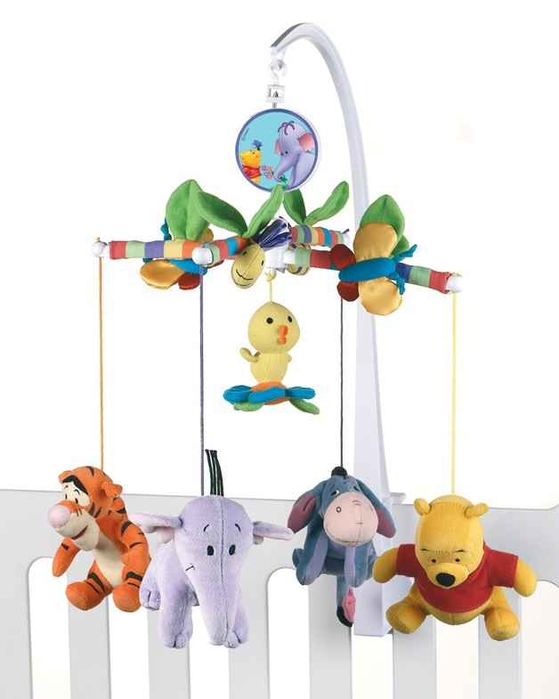 Buy Playgro Winnie the Pooh Musical Mobile at Mighty Ape ...