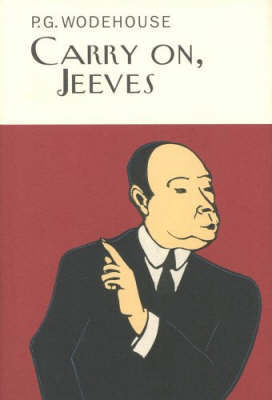 Carry On, Jeeves by P.G. Wodehouse image