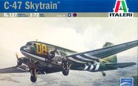 Italeri: 1/72 C-47 Skytrain (RNZAF Decals) - Model Kit