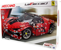 Meccano: Ferrari LaFerrari - Model Set