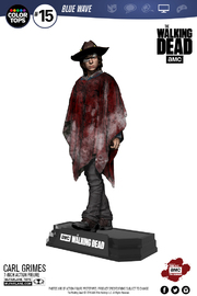 "The Walking Dead - 7"" Carl Grimes - Action Figure"