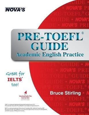 Pre-TOEFL Guide by Bruce Stirling image