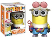 Despicable Me 3: Jerry Tourist (Metallic ver.) - Pop! Vinyl Figure