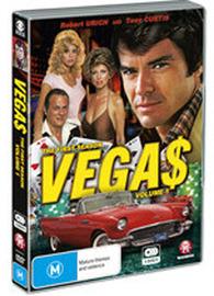 Vegas: Series 1 - Part 1 (3 Disc Set) on DVD