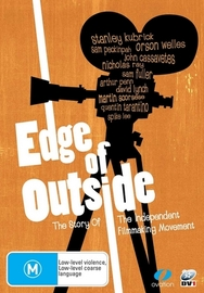 Edge of Outside - The Story of the Independent Filmmaking Movement on DVD