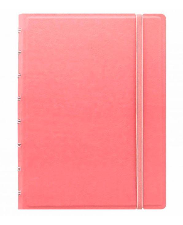 Filofax - A5 Classic Pastels Notebook - Rose