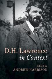 D. H. Lawrence In Context