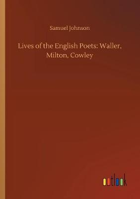 Lives of the English Poets by Samuel Johnson
