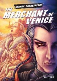 Manga Shakespeare Merchant of Venice by William Shakespeare