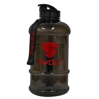 Swole Life BPA Free Water Bottle - Medium