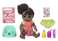 Baby Alive: Potty Dance Doll - (African American)