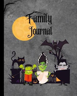 Family Journal by Kiddo Teacher Prints